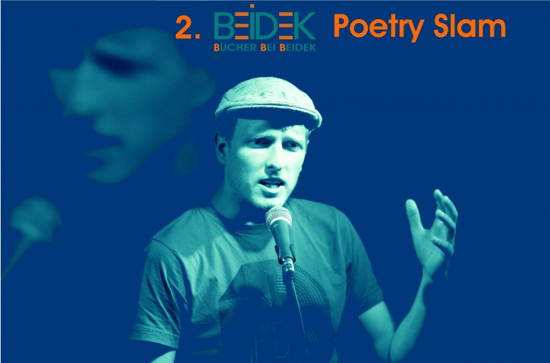 2. BEIDEK Poetry Slam